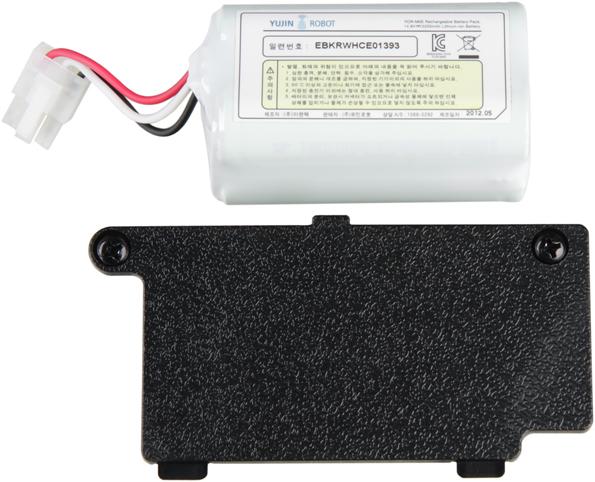 Робот-пылесос iClebo Arte, аккумуляторная батарея