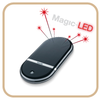 Kitchen scale KS 36: Magic LED