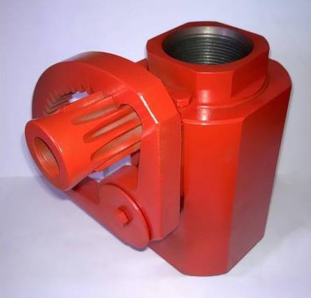 Кран шаровой секторный Ду25 (КВД 25х70 АФНИ.306121.011)
