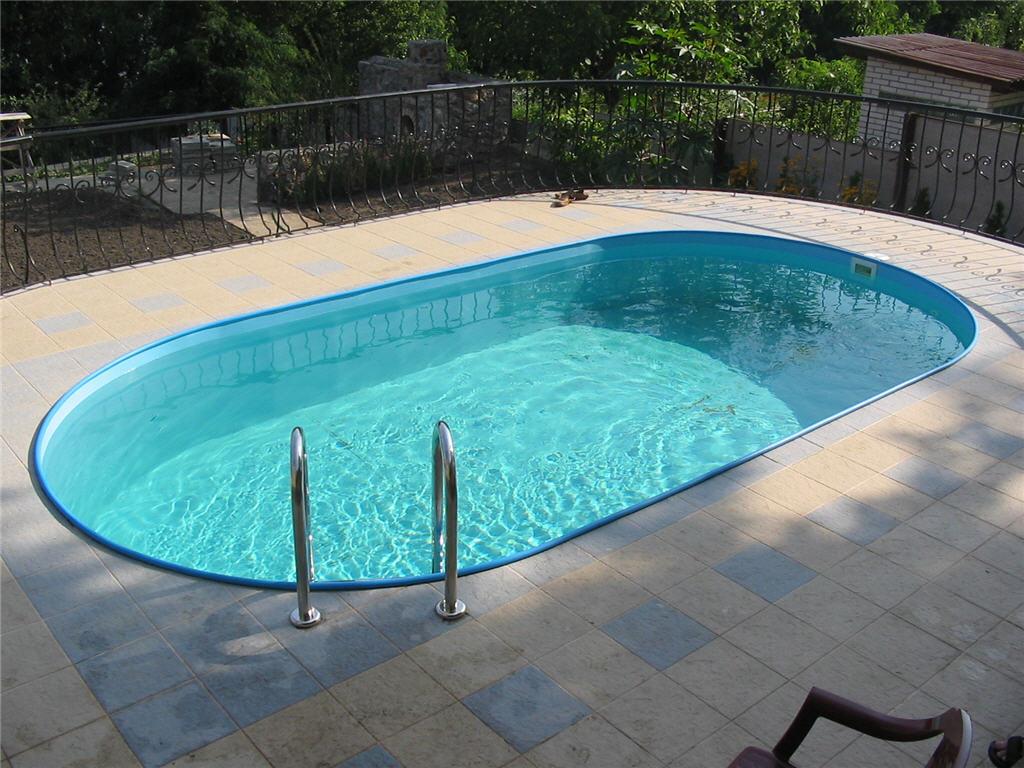 Купить недорогой бассейн для дачи