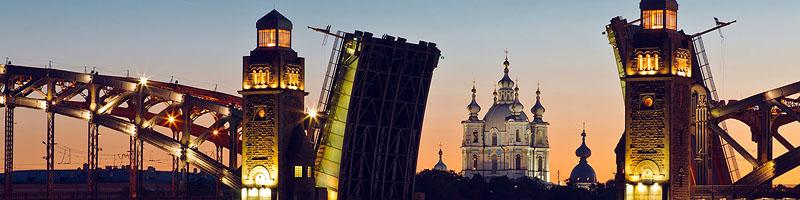 свидание в башне большеохтинского моста