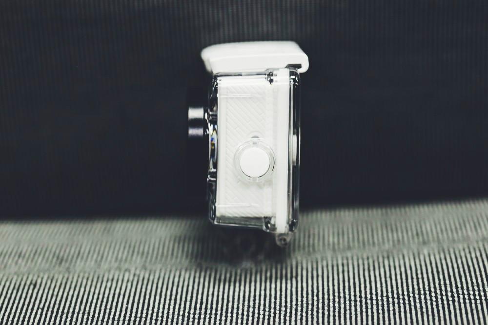 Оригинальный аквабокс для Xiaomi Yi Action Camera
